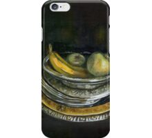 China Cabinet Still Life I (study) iPhone Case/Skin