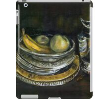 China Cabinet Still Life I (study) iPad Case/Skin