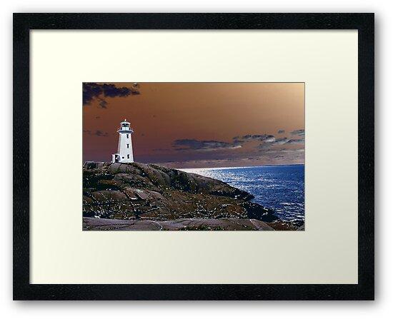 An Enchanting Lookout by Terri~Lynn Bealle