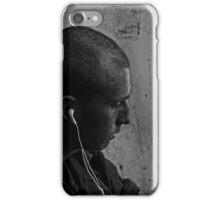 Nikolai Sitting iPhone Case/Skin