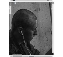 Nikolai Sitting iPad Case/Skin