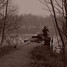 Fishing by Debbie Black