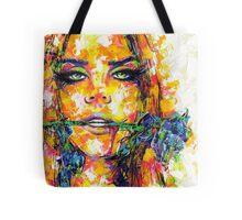 BLUE ROSE / Lana Del Rey Tote Bag