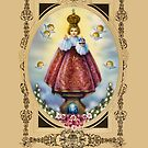 The Infant Jesus of Prague by fajjenzu
