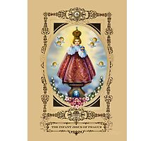 The Infant Jesus of Prague Photographic Print