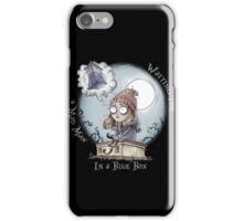 The Girl Who Waited iPhone Case/Skin