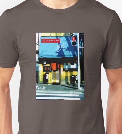 Tokugawa Cafe Unisex T-Shirt