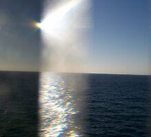 Distorted Sun by mrstrish