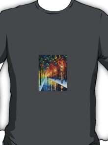 Frozen Night — Buy Now Link - www.etsy.com/listing/171664825 T-Shirt