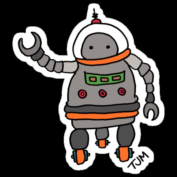 Robot tweeks by tambatoys