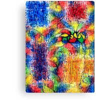 abstract boogie Canvas Print