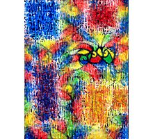 abstract boogie Photographic Print