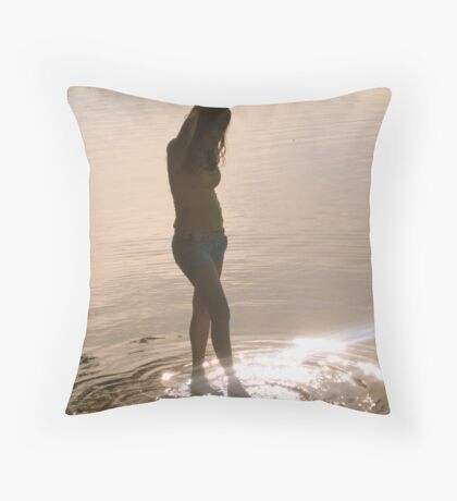 Sensitive Throw Pillow