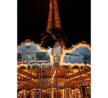 Paris Icons Photographic Print