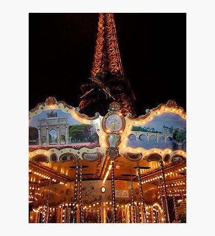 Paris Icons Photographic Print