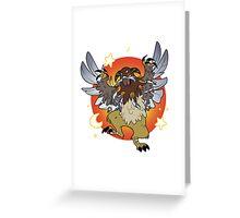 Boomkin time! (H) Greeting Card