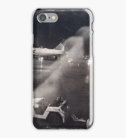 Leaving on a Jet Plane iPhone Case/Skin