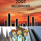 City Experience Reflections Mag cover by Chrisguydeux1