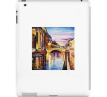 Venice Bridge — Buy Now Link - www.etsy.com/listing/215143942 iPad Case/Skin