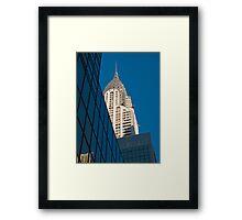 Chrysler Building Framed Print