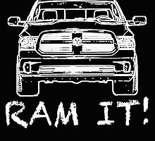 If you can't Dodge it Ram it! by lenz30