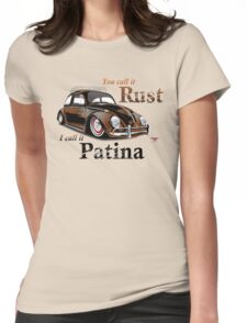 It's Patina Womens Fitted T-Shirt