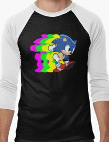 Gotta Go Fast! Men's Baseball ¾ T-Shirt