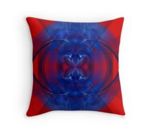 Insomniac II Throw Pillow