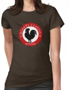 Black Rooster Boston Chianti Classico  Womens Fitted T-Shirt