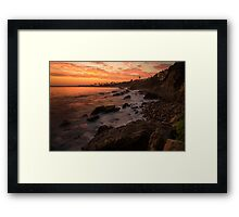 Luminance Framed Print