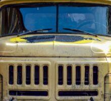 Desert Expedition Truck Sticker