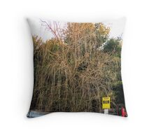 Dead Willow Throw Pillow