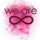 we are infinite by Gabrielle Agius