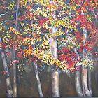 Fall's Glory by Lolita Dickinson