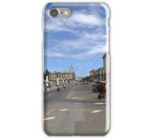 Old Havana, Capitolio iPhone Case/Skin