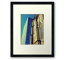 Dominant Forces Framed Print