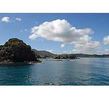 Scenic Bay of Islands Photographic Print