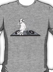Monkey is a DJ T-Shirt