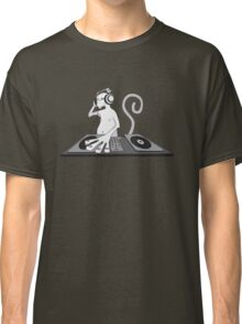Monkey is a DJ Classic T-Shirt