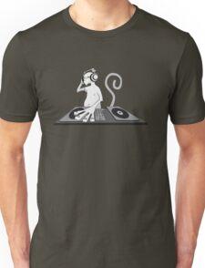 Monkey is a DJ Unisex T-Shirt