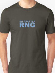 my main is a ranger Unisex T-Shirt