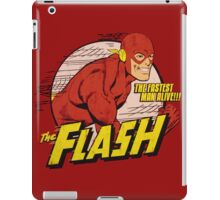 The Flash Retro iPad Case/Skin