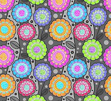 Floral pattern by yulia-rb