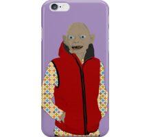 Gollum - Modern outfit version iPhone Case/Skin