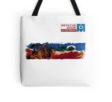 "Depeche Mode : But Not Tonight 12"" paint Tote Bag"