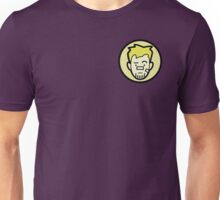 Barton business face Unisex T-Shirt
