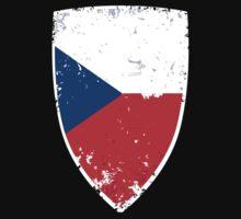 Flag of Czech Republic Kids Tee