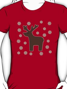 Christmas deer! T-Shirt