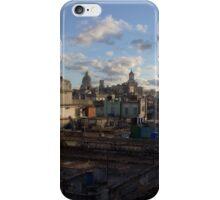 Havana rooftops iPhone Case/Skin