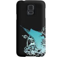 Sail FL Aqua Samsung Galaxy Case/Skin